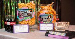Festa Anos 90: Ideias de Decoração Lindas e Fáceis