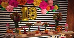 Festa de 18 Anos: 97 Ideias e Dicas para Fazer a Sua