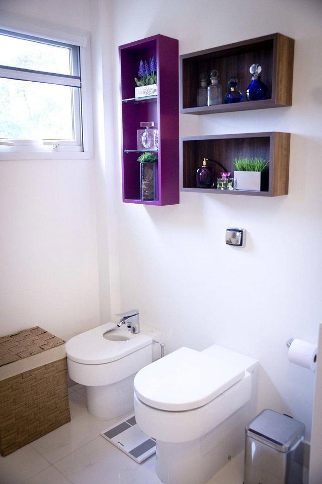 Nichos para banheiro