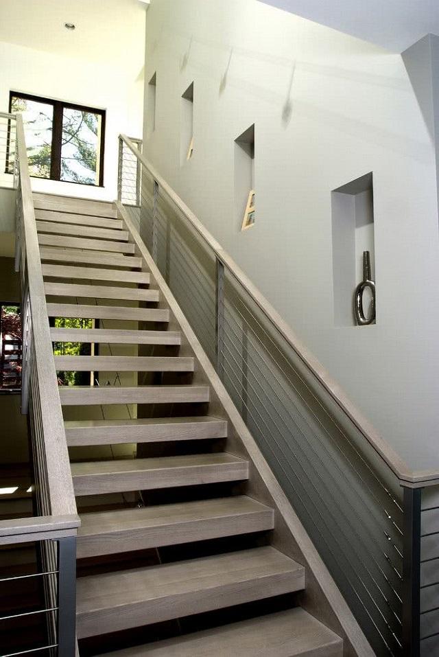 Nichos para escada