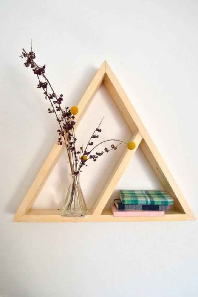 Nicho triangular