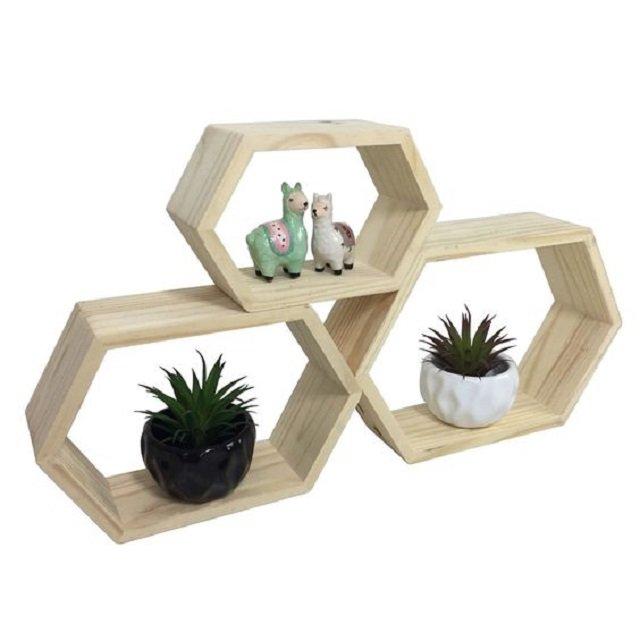 Nicho hexagonal