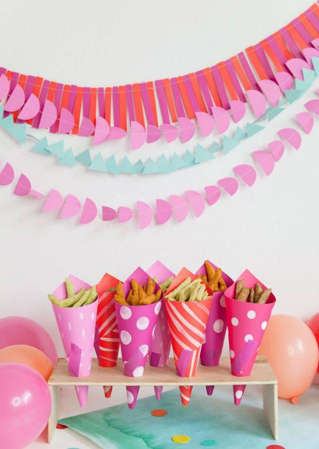 Comida de festas