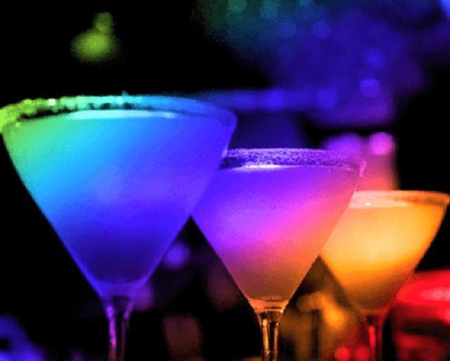 Drinks neon