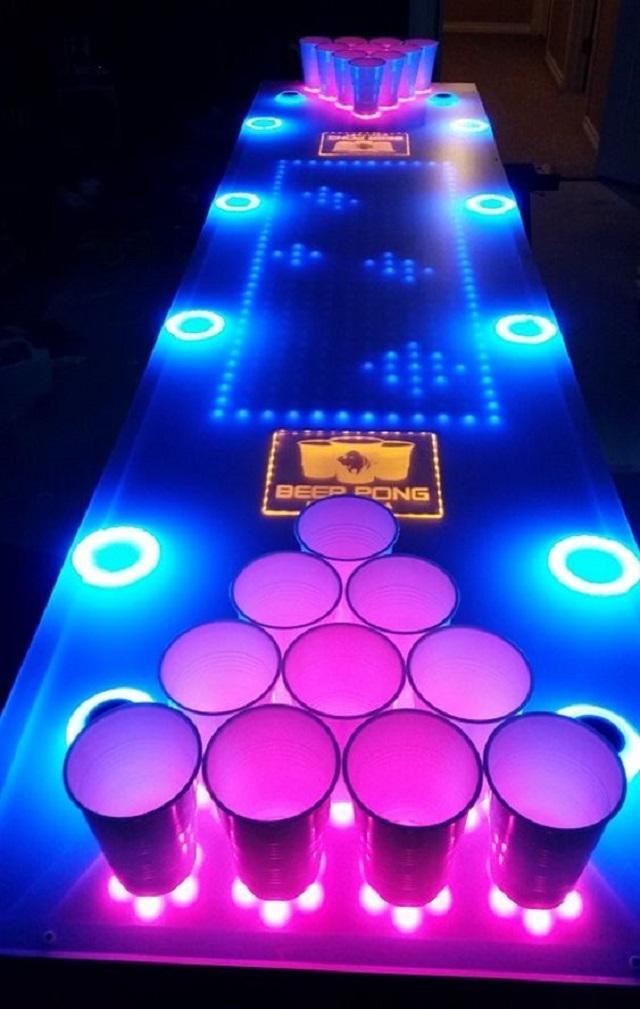 Mesa beer pong