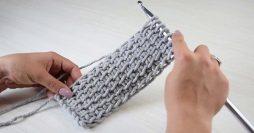 Como Fazer Crochê Tunisiano: Passo a Passo + Inspirações