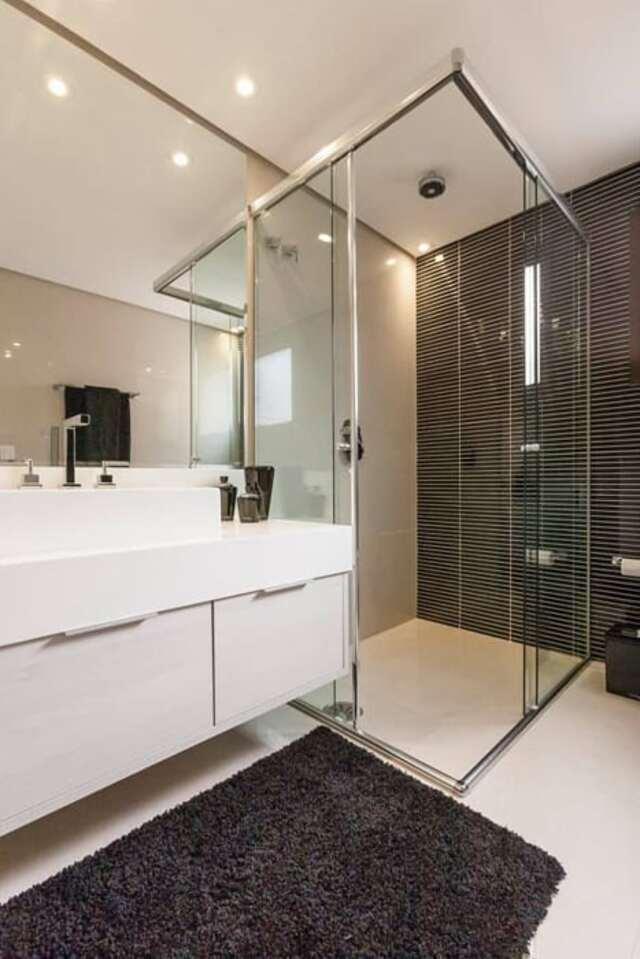 Capacho para banheiro
