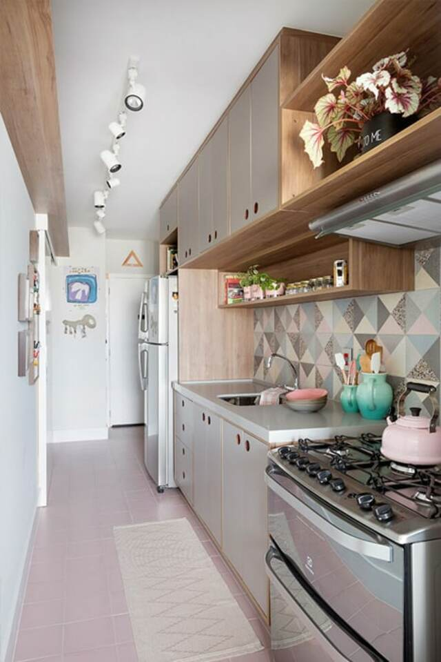 Capacho para cozinha