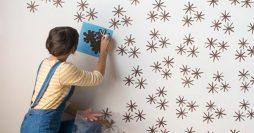 Aprenda Como Fazer Stencil para Parede e Renove a Decoração da Sua Casa
