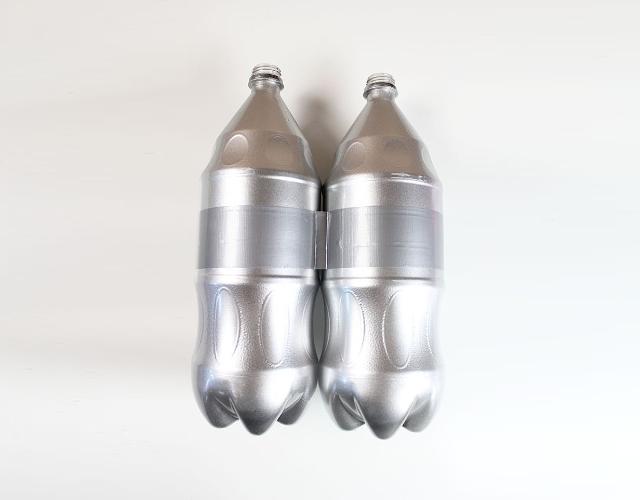 Como fazer foguete  de garrafa pet