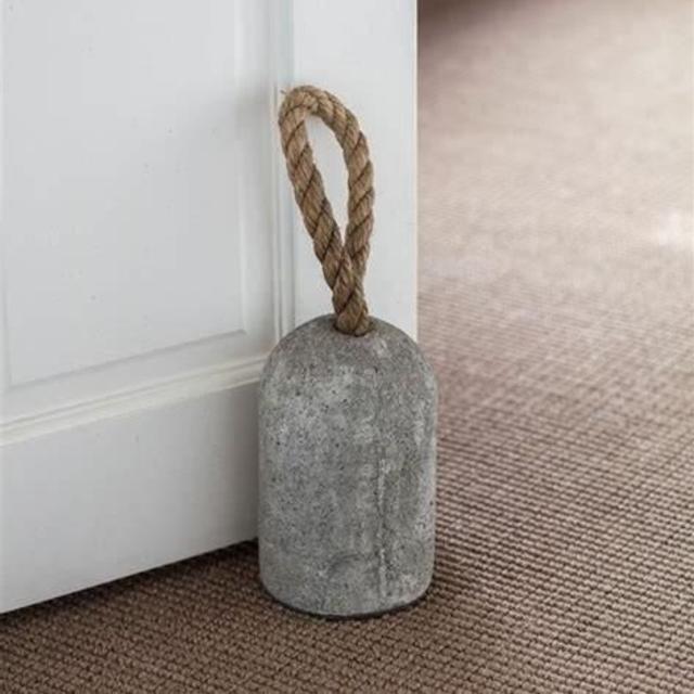 Peso de porta de cimento