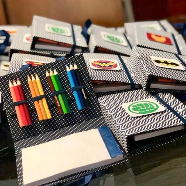 Kit de colorir
