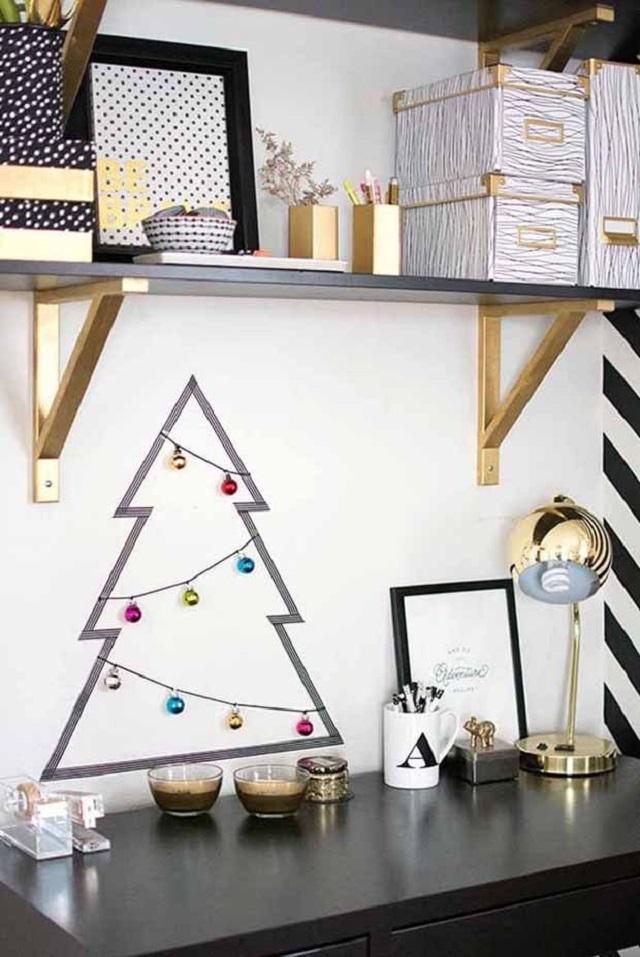 Árvore de Natal de parede