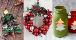 Artesanato de Natal para Vender: 30 Ideias Lucrativas com Passo a Passo