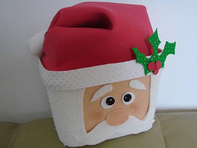 Papai Noel de EVA