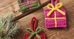 Enfeites de Natal de Crochê: Passo a Passos + Receitas