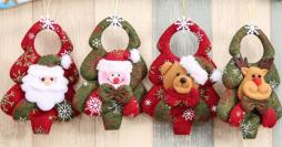 18 Moldes de Árvore de Natal para Baixar Gratuitamente