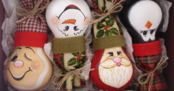 28 Enfeites de Natal com Material Reciclado Criativos