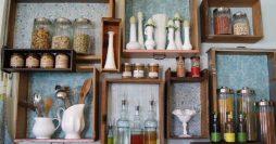 Artesanato para Cozinha: Ideias Incríveis de Decoração com Gavetas Velhas