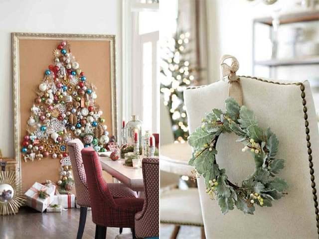 Faça você mesmo a decoração de Natal