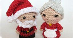 Papai Noel de Amigurumi: Passo a Passo Completo + Receitas Gratuitas