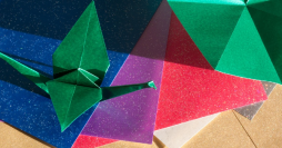 Artesanato Infantil: Dobraduras de Papel para Fazer com Crianças