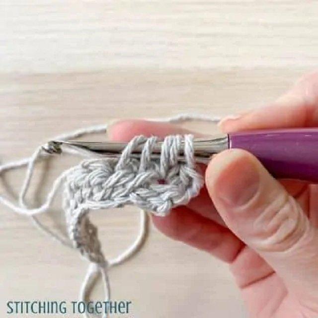 Passo a passo de costura à mão 