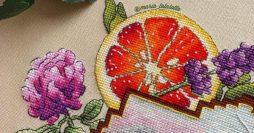 37 Gráficos de Frutas em Ponto Cruz para Baixar Gratuitamente