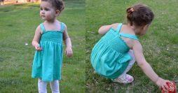 Como Fazer Vestido Infantil Simples em Casa: Passo a Passo Completo