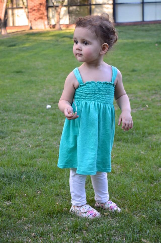 Como Fazer Vestido Infantil Bonito em Casa