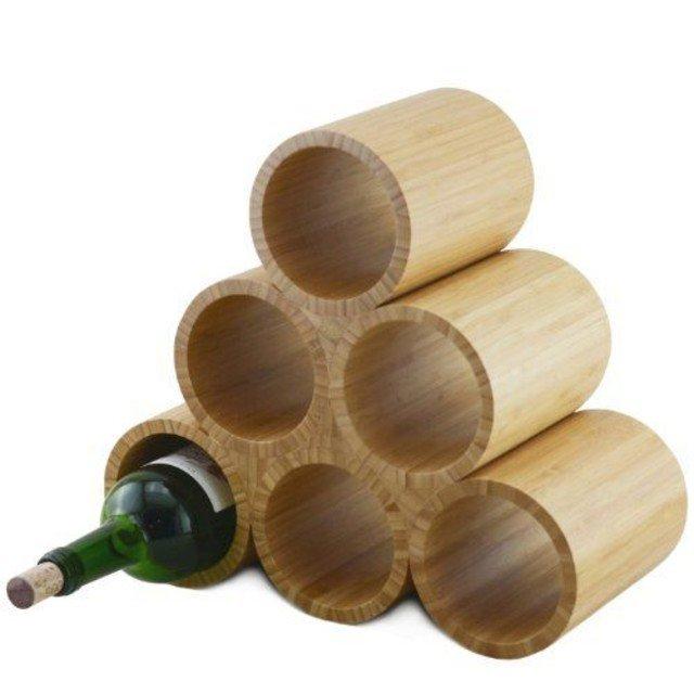 Artesanato com Bambu Inspirações