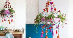 Artesanato em Casa: Aprenda a Fazer um Jardim Flutuante Lindo e Fácil