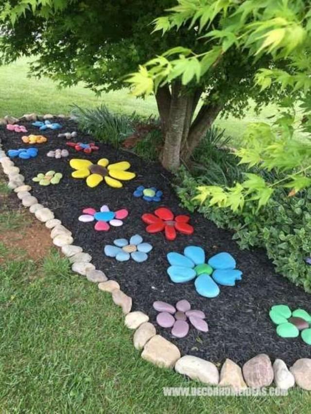 Artesanato para Jardim: Transforme o Exterior da sua Casa com Essas Ideias
