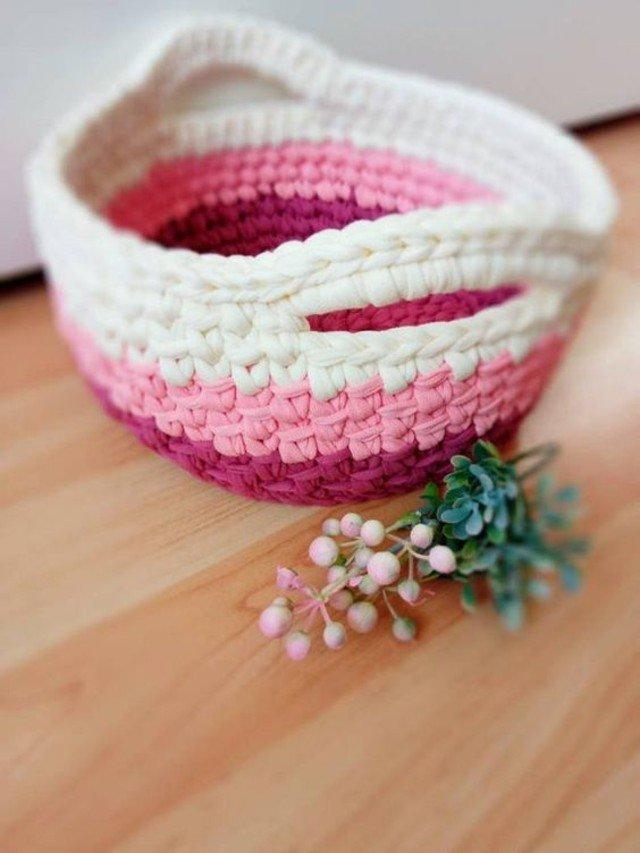 Artesanato lucrativo: Inspirações de lembrancinhas em feltro e crochê para vender no dia das mães