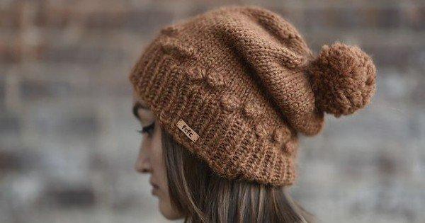 Gorro de tricô fácil passo a passo: receita de gorro estiloso para o inverno + ideias