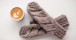 Receitas de Crochê: 4 Modelos de Luva e Meia para o Inverno