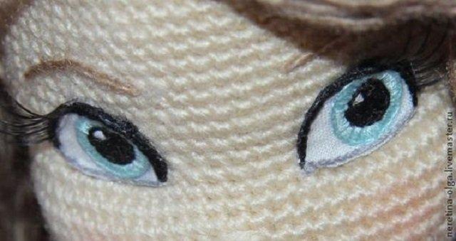 Amigurumi para Iniciantes Vários Modelos de Olhos