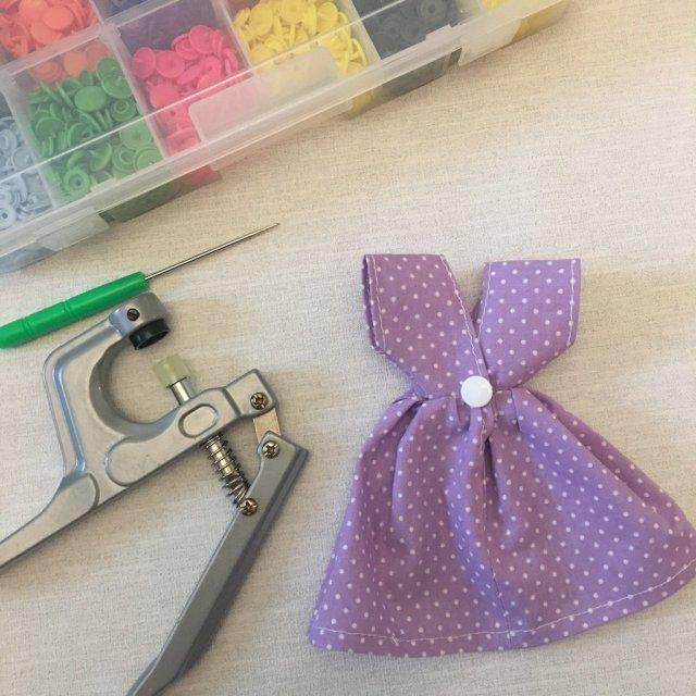 Como Fazer Roupa de Boneca