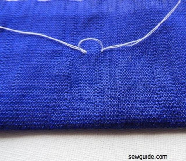 Costura Invisível: Pontos Fáceis